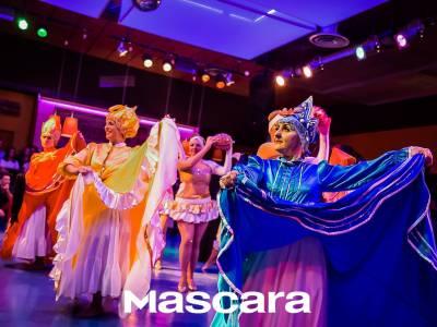 Mascara Mantova 21 Ottobre 2018
