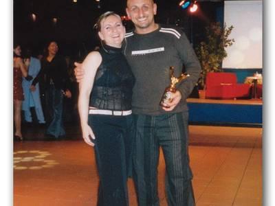 Grammy Latino del Vallereno 2002