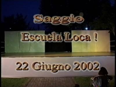 Saggio 2002
