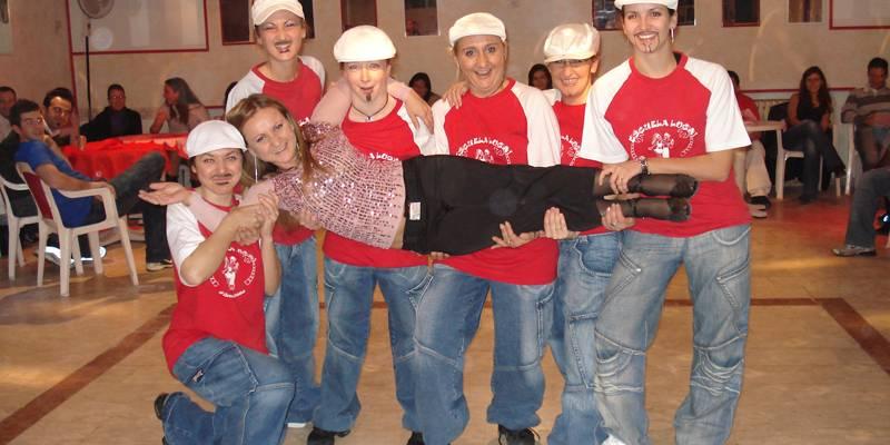 Cena di Natale 2006 Escuela Loca