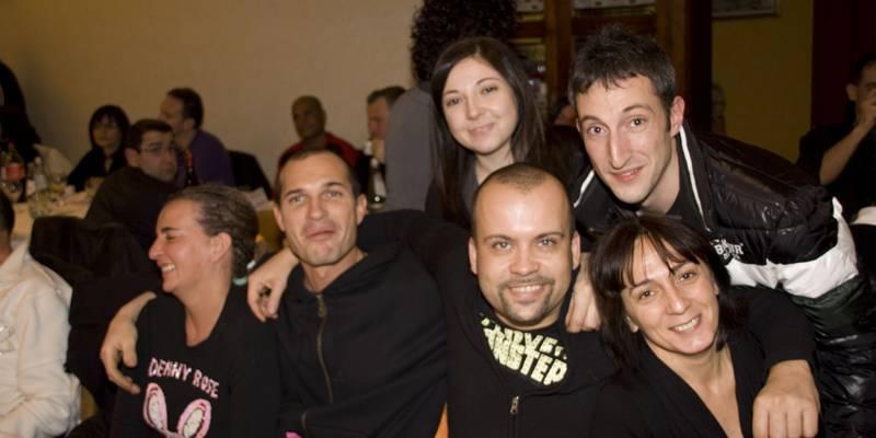 Cena di Natale 2010 Escuela Loca