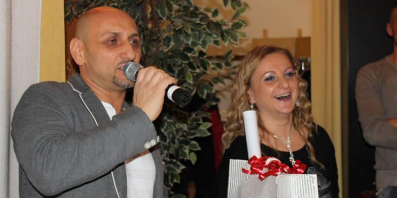 Cenadi Natale 2013 Escuela Loca