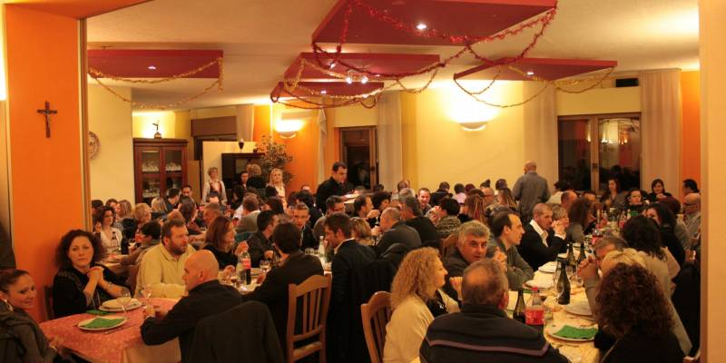 Cena di Natale 2012 Escuela Loca